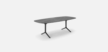 fux ag multimedia solutions rolf benz esstisch 966. Black Bedroom Furniture Sets. Home Design Ideas